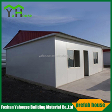 one Storey Light Steel structure Home, Prefab Mobile House made in China