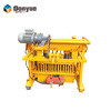 good quality movable japan used concrete block machine made in China