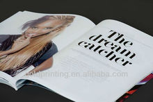Fashion Trend Magazines Printing