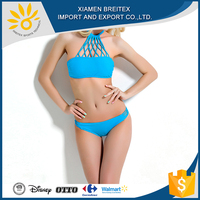 Sexy unique design sexy bandage bikini fashion swimsuit bikini