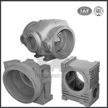 High quality GG20 grey cast iron casting for reduction gearbox
