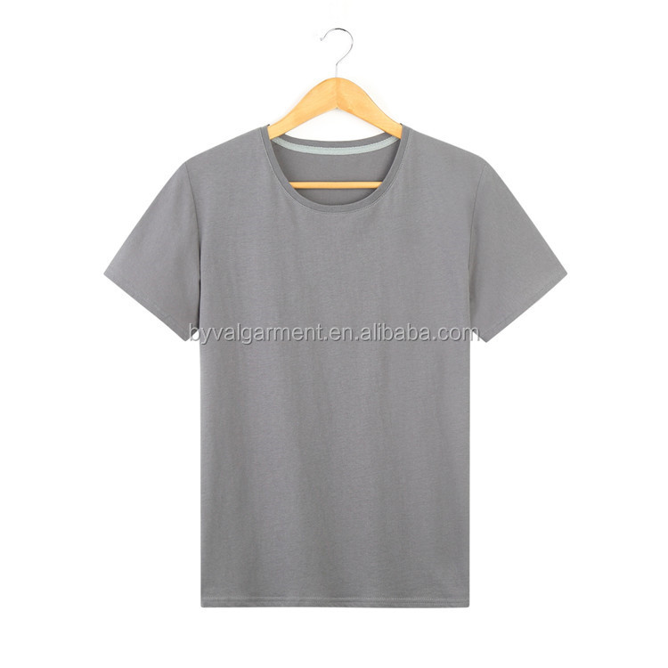 China manufacturer cheap wholesale custom t shirt printing short sleeve blank tshirts with your printing logo and design