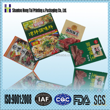 customized gravure printing spice packing bag/packaging bag