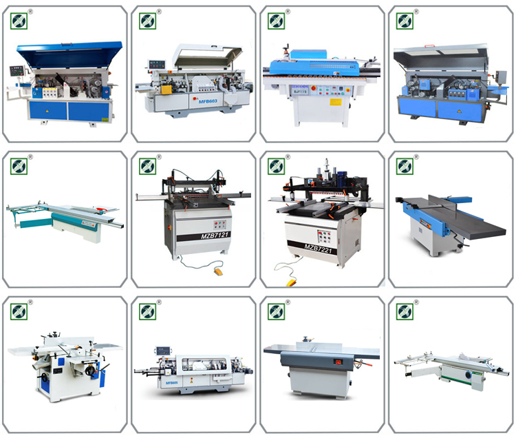 BJF115M High quality cheap staight edge banding machine