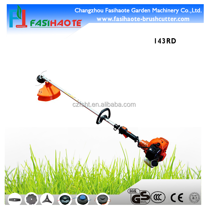 gas grass brush cutter
