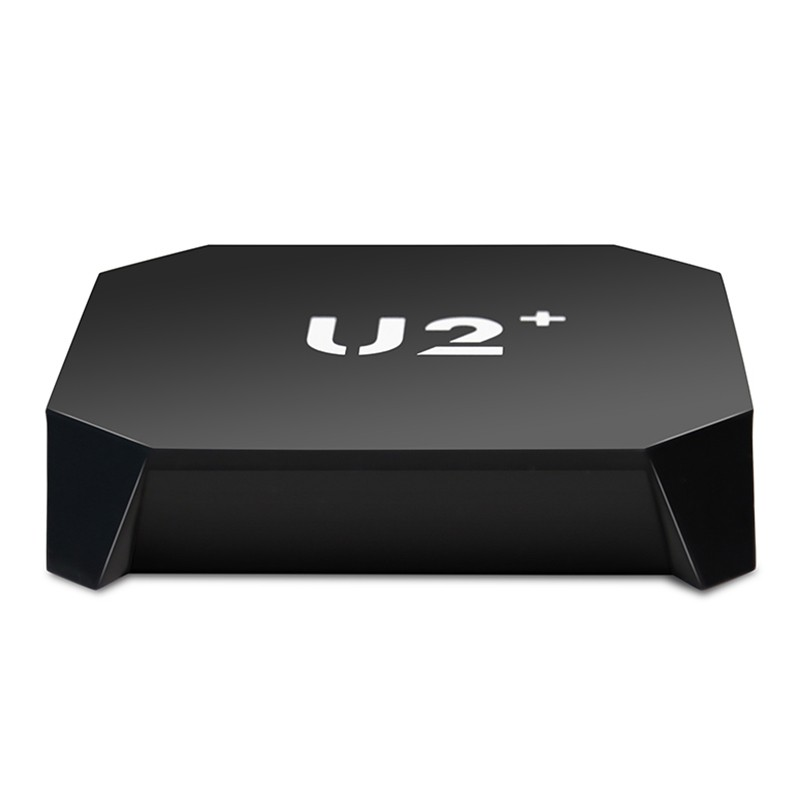 U2+ Quad Core Amlogic S905X Android 7.1 Nougat WIFI 4K Smart Box with Kodi 2017 Best Google Android TV Box Android 7.0 1GB 8GB