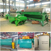 Small Scale Ore Separating Gold Mining Equipment , Gold Mining Machinery
