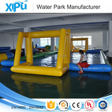 2017 Inflatable Field Water Park Games Water Toys Volleyball Court