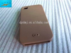 Silicone skin/case for Iphone 3G/Iphones with with a snout