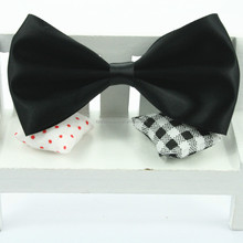 Cheap Satin Ribbon Bow Tie Wholesale
