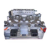 custom plastic injection template mould