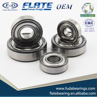 2015 Hot Sales Famous Brand Seal Master Bearing F&D Deep Groove Ball Bearing