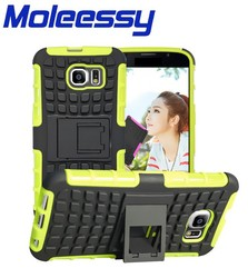 TPU+PC material heavy duty case for samsung galaxy s6