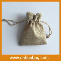 Professional Factory Small Linen Bags Full Printed