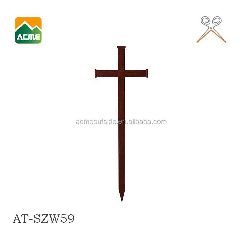 AT-SZW59 luxury high quality cross for coffin