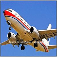 Air freight services to Puerto Rico of Bolivia from Guangzhou and Shanghai