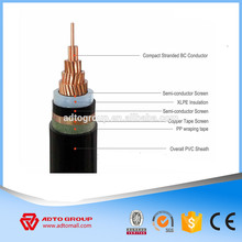 China Top- quality best price XLPE Armoured 33kv power cable
