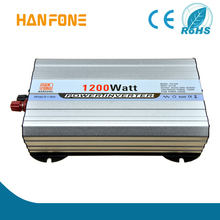 1.2kw dc motor inverter winiversal with remote control Solar Power Inverter with LCD frequency inverter/ac drive