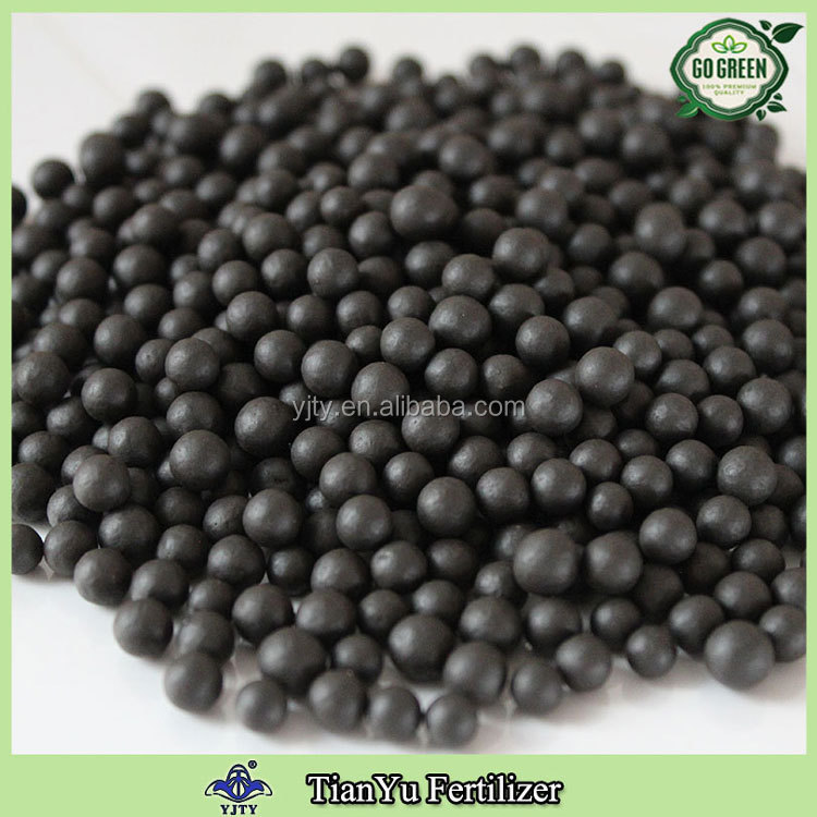 organic fish fertilizer NPK 0 7 18+OM20 granular organic fertilizer