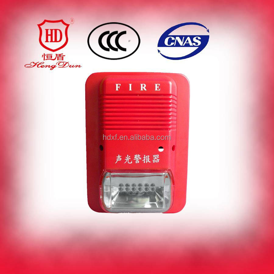 LED Firefighting Strobe Siren