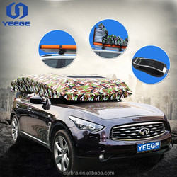 Guangzhou auto accessories market animal shelter dog kennel factory direct sunshade for car