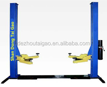Safety-Oriented Design Taigao 2 Post Car Lift