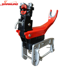CY120C Fishing Sea Fishing Rod Rack Bracket Boat Aluminium Alloy Clamp Clip Mount Stander Holder Fishing Tackle