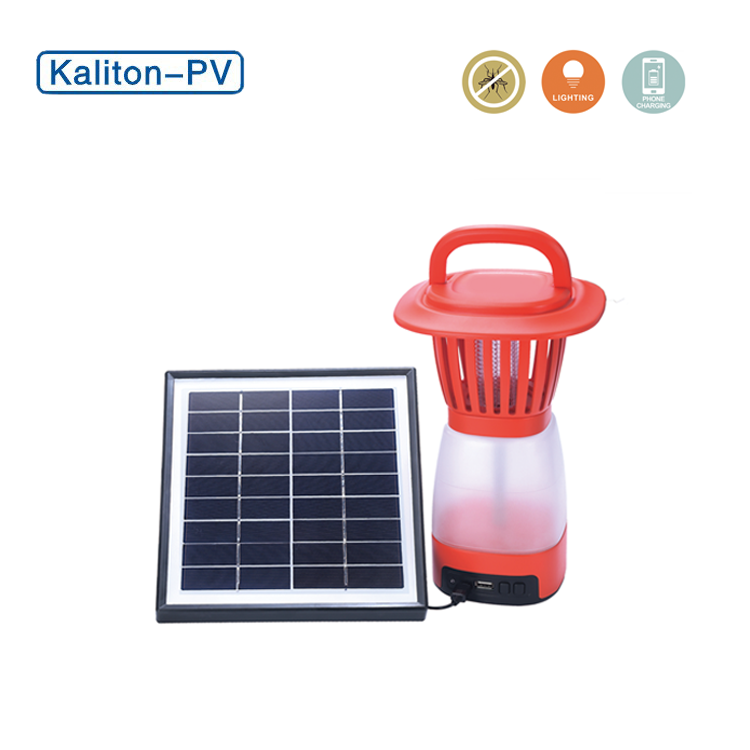 Price for africa with anti guard lamp solar powered mosquito killer