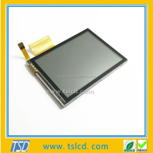Outdoors LCD display transflective /sunlight readable 3.5 inch TFT LCD screen 320x240