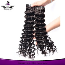 Top selling b&g secrets human hair curly braiding hair cheap