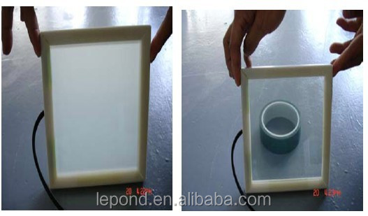 Eletric control smart glass /Switchable privacy glass sheet