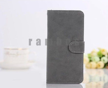 Vintage Flip Leather Wallet Cover Case Mobile Phone Bags Covers Stand for Samsung Galaxy S i9001 Gio S5660 Y S5360