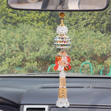 Car air freshener hanging perfume bottle ornament/gourd bottle car hanging accessories /car perfume hanging