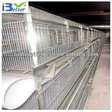 2017 hot-sell H type outdoor chicken cage