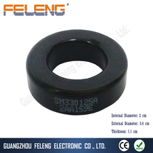 high quality china magnetic bobbin core coil ferrite with round shape