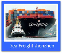 sea/ocean freight shipping from China to BELAWAN INDONESIA --Jason