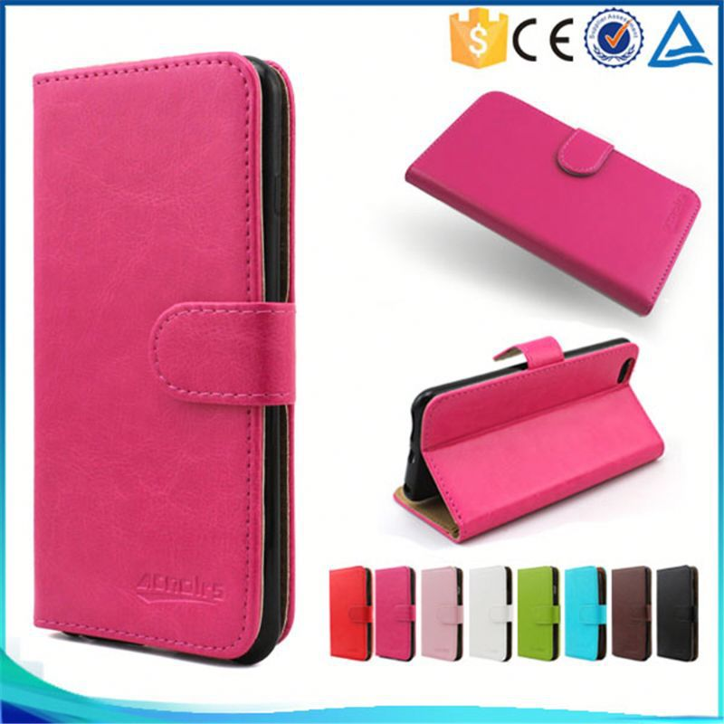 Cheap Phone Cases For Huawei Ascend Y5c,Pu Leather Flip Cover Case For ...