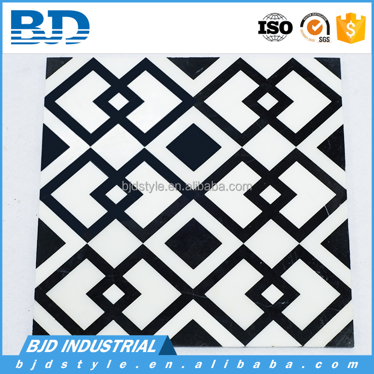 High Quality Mosaic Tile Marble For Home kitchen Waterjet Stone Mosaic