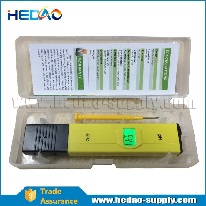 Gold Supplier ph meter PH-200 with reasonable price