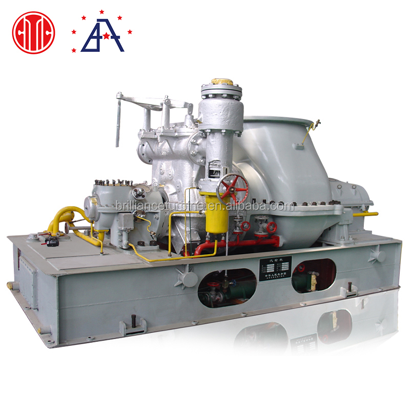 Used Steam Turbine 5 MW
