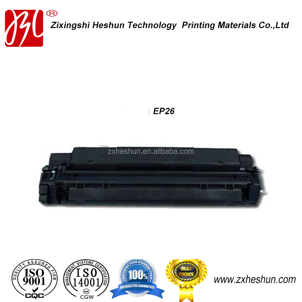 high quality empty toner cartridges EP-26 for Canon LBP 3200/3100/3110