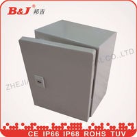 high quality IP66 electricalsheet metal waterproof outdoor electrical box/steel electrical distribu/steel cabinet