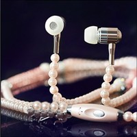 OEM Novelty 3.5mm earphones jack in ear headphone