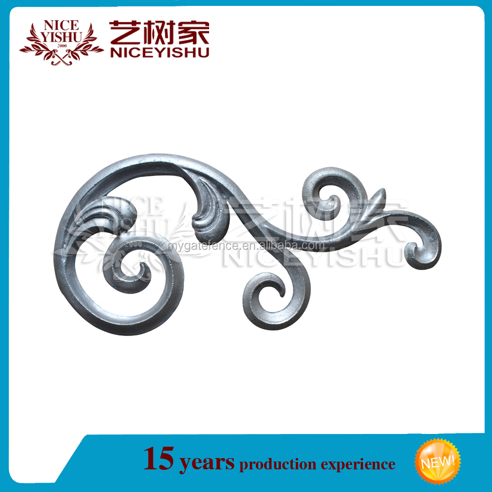 Crafts New Product Wall-Mounted Casting Iron Garden Hose Holder