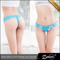 Online Shopping Wholesale Sexy Lace Girls Panty Children Thongs Underwear
