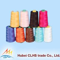 3000yards 5000yards 6000yards 50/2 spun polyester sewing thread