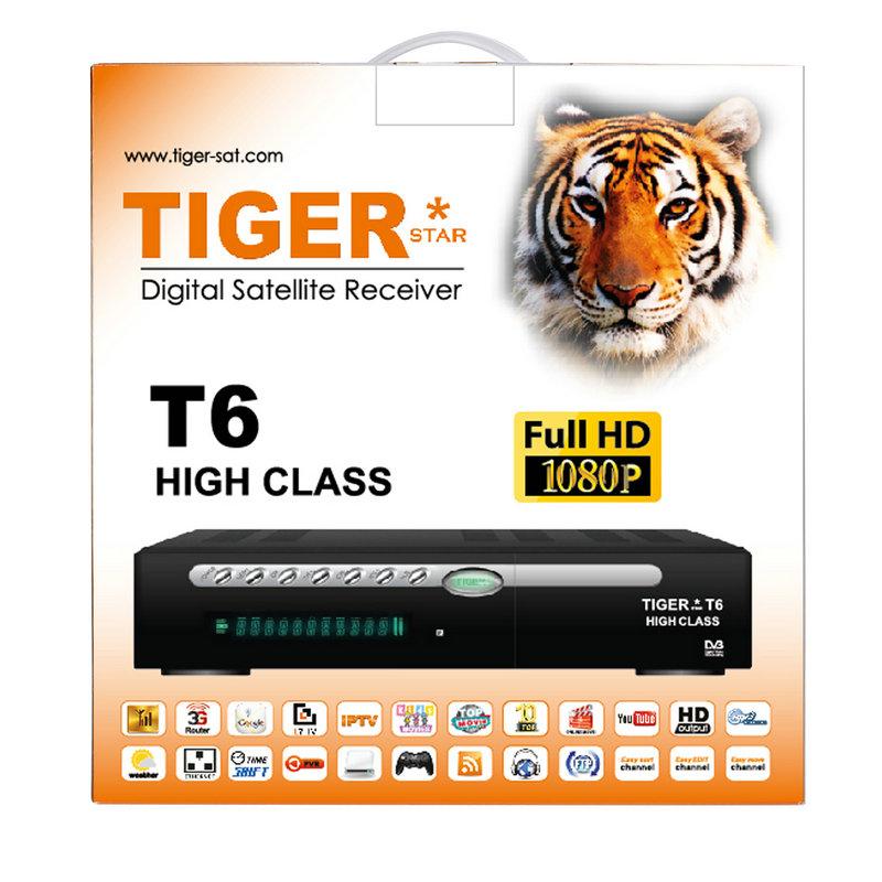 Digital-Satellite-Receiver-Tiger-T6-High-Class