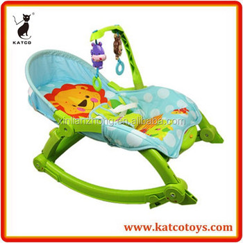 Hot Sales Newborn to Toddler Rocker Multifunctional baby rocking chair