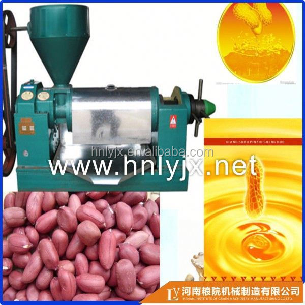 6YL-68 Jatropha Oil Extruder/Oil Expeller/Screw Oil Press