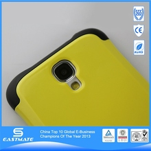 Newest Leather 3d silicone cover case for samsung galaxy s4 i9500